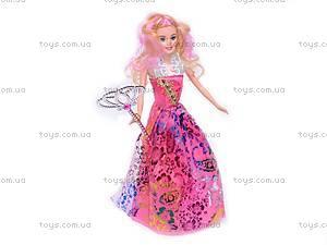 Кукла типа «Барби», с вечерними платьями, 9998C-3