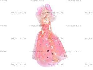 Кукла типа «Барби», с вещами, 688-10B, фото
