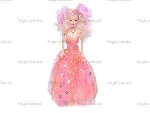 Кукла типа «Барби», с вещами, 688-10B