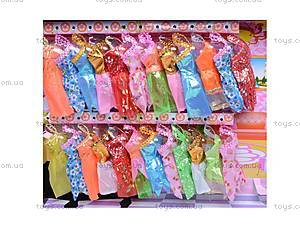 Кукла типа «Барби», с вещами, 688-10B, игрушки