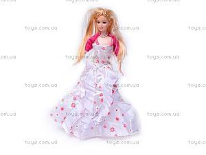 Кукла типа «Барби», со свадебным платьем, PV18681A, купить