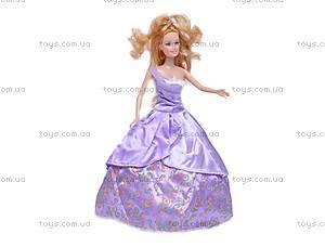 Кукла типа «Барби», в бальном платье, 83044, купить