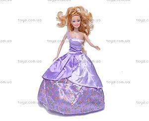 Кукла типа «Барби», в бальном платье, 83044