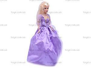 Кукла типа «Барби», в модном платье, OP488, игрушки