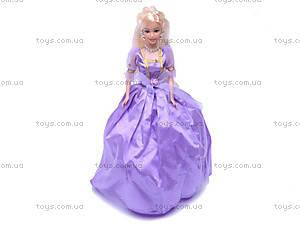 Кукла типа «Барби», в модном платье, OP488