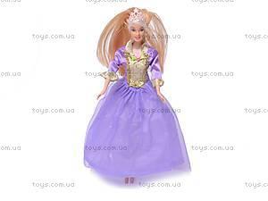 Кукла типа «Барби», в платье для бала, 83041, цена