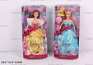 Кукла типа «Барби», в праздничном наряде, 9588A-1