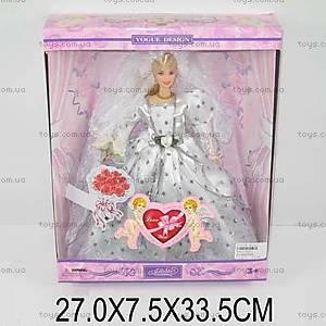 Кукла типа «Барби», в свадебном платье, 2028-2