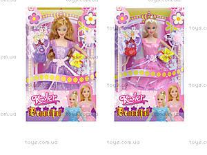 Кукла типа «Барби», в вечернем платье, OP451-451