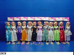 Кукла типа Барби в вечернем платье, 117B/2 (11B/2