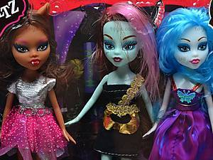 Кукла типа «Monster High», 666-6A, купить