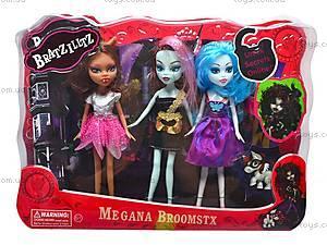 Кукла типа «Monster High», 666-6A, отзывы