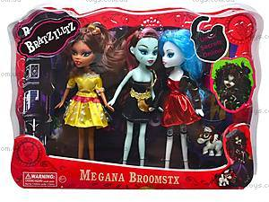 Кукла типа «Monster High», 666-6A