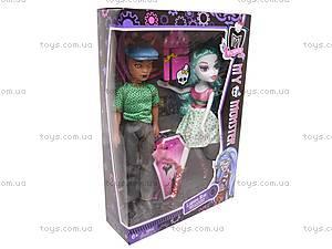Кукла типа Monster High, 63019-2