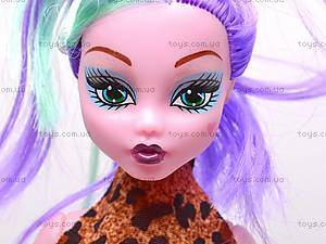 Кукла типа Monster High «Halloween», 244D, фото