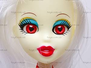 Кукла типа «Monster High» с аксессуарами, 913A, отзывы
