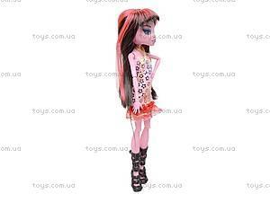 Кукла типа «Монстер Хай», H970-1, фото