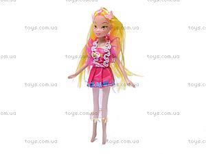 Кукла типа Winx, 3 вида, 3080-4/5/6, отзывы