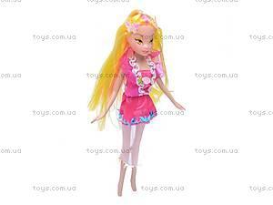 Кукла типа Winx, 3 вида, 3080-4/5/6, цена