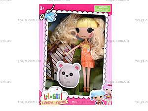 Детская кукла Lalagirl, TM5501-1-6, фото