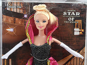 Кукла «Барби» в вечернем платье, 6612572, купить