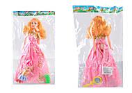 Барби с маленькой куколкой, аксессуарами, 2102-5, отзывы