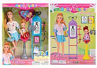 Барби Доктор, 2 вида кукол, JX100-64, купить