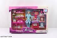 Кукла типа Барби Доктор, JX100-28, купить