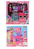 Барби со стиралкой и одеждой, JX600-33, фото