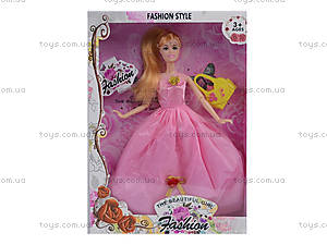 Кукла типа Барби Принцесса, 4 вида, ZR-591-5678, фото