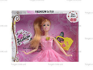 Кукла типа Барби Принцесса, 4 вида, ZR-591-5678, отзывы