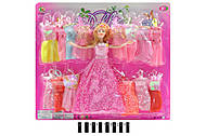 Кукла типа Барби с одеждой на планшете, L5720C, фото