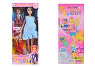 Детская кукла типа «Барби», беременная, 2009D, игрушки