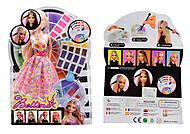 Кукла типа Барби Парикмахер, 68003