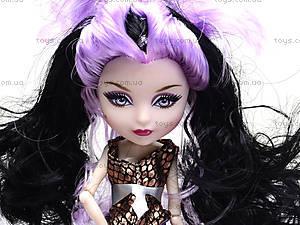 Кукла типа Ever After High с аксессуарами, 8007B, купить