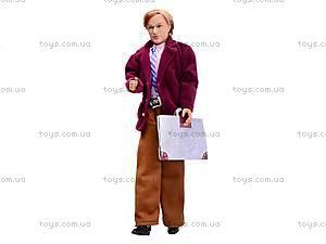 Кукла «Учитель Майк», 2912, игрушки