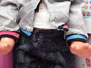 Кукла «Умняша с планшетом», 60924BL-CE-R, купить