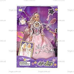 Детская кукла в бальном платье, 20961