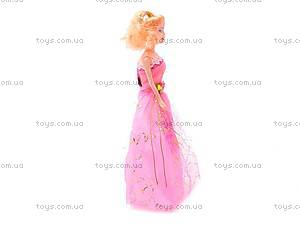 Кукла в бальном платье, 9262-7, купить