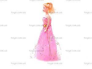 Кукла в бальном платье, 9262-7, фото
