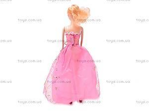 Кукла в бальном платье, 9262-7, отзывы