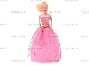 Кукла в бальном платье, 9262-7