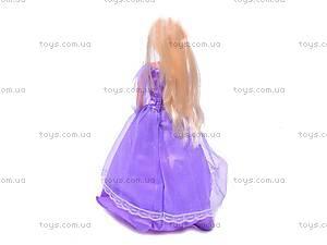 Кукла в длинном платье, 66388, фото