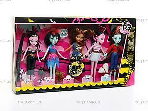 Кукла в готическом стиле Monster High , KQ178-A