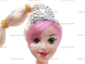 Детская кукла «Милая принцесса», 9144, фото