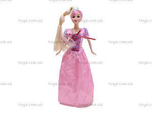 Детская кукла «Милая принцесса», 9144, цена