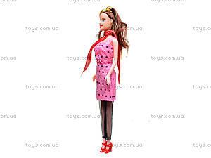 Детская кукла Violetta, YF110809, игрушки