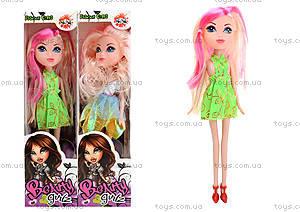 Кукла для девочки Beauty, 988-AB12