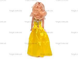 Кукла в красивом платье, A20, игрушки
