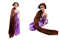 Кукла типа Барби в платье, A615-N5, отзывы